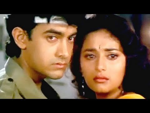 Watch Superhit Romantic Movie Dil. Starring: Aamir Khan, Madhuri Dixit, Anupam Kher.