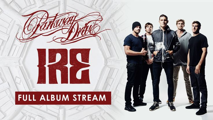 """Parkway Drive - """"Writings on the Wall"""" (Full Album Stream)"""