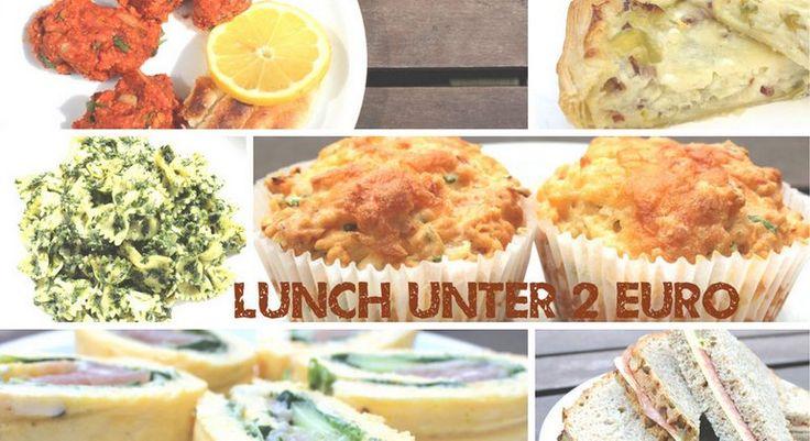 Die SPARWELT-Redaktion testet Lunchrezepte für unter 2 Euro pro Portion
