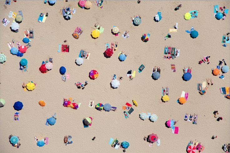 Beachy Happiness: Beaches Umbrellas, Beaches Life, The Plage, Graymalin, Beaches Scene, Beaches Photography, Fashion Blog, Aerial Photography, Gray Malin