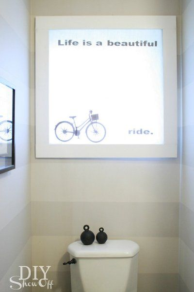 1000 Ideas About Bathroom Window Coverings On Pinterest