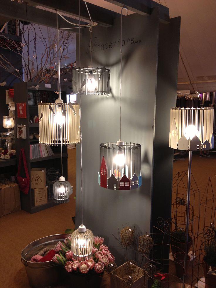 A2 Lamp Shades