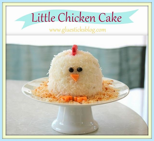 The easiest little cake to make. Ever. If you think it is cute, I'd love it if you would vote for it to be featured in Family Fun! Instructions to make this cake and a link to the contest is in the post!