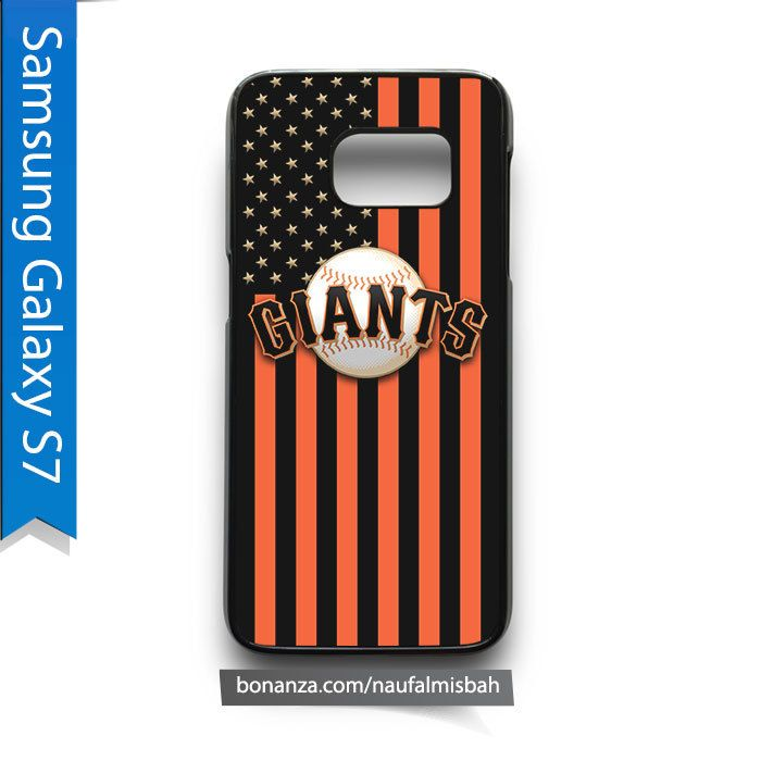 San Francisco Giants Flag Samsung Galaxy S7 Case Cover