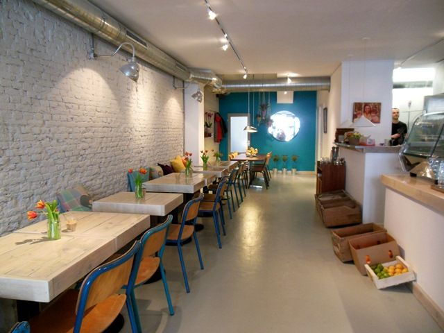Bakers and Roasters Amsterdam: the newest coffee hotspot at De Pijp