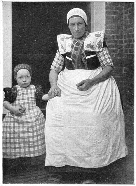 Spakenburg, photo by Th. Molkenboer 1916