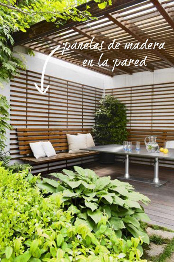 Asesoramiento HomePersonalShopper - decoración para una terraza