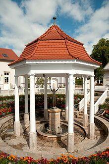 Goethe-Brunnen (Bad Berka)