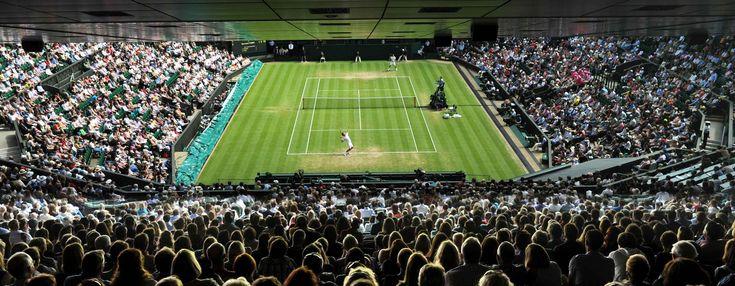 Wimbledon   Jul 3 – Jul 16, 2017 | London, England