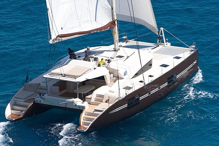 party catamaran What I would do with my megamillions