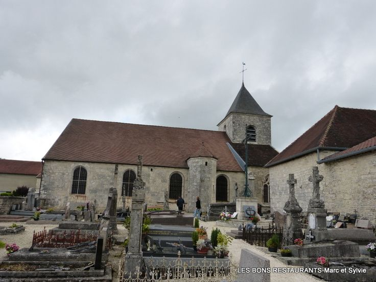 Colombey-les-Deux-Églises(52)-Église Notre-Dame en son Assomption!