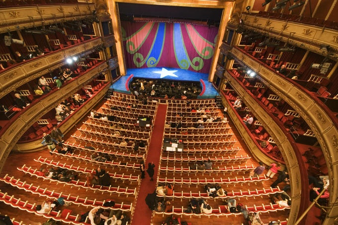 Teatro de la Zarzuela - Madrid (lonelyplanet)  I want to go back - curse this wanderlust!
