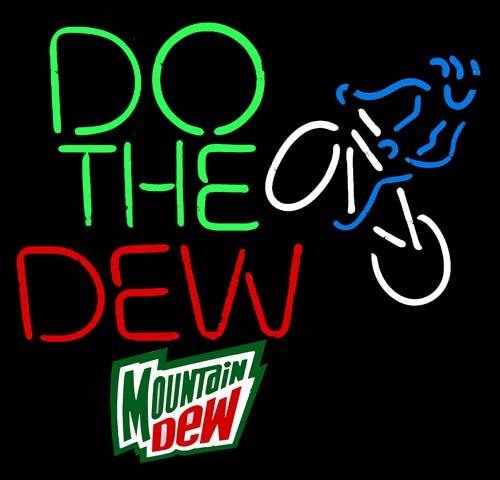 Do the Dew..