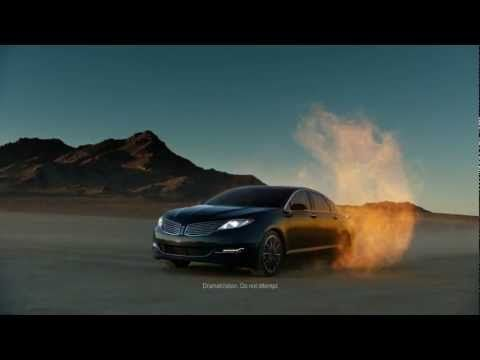 "Official 2013 Lincoln MKZ ""Phoenix"" Commercial"