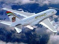 Keuntungan Etihad Airways Melesat Lebih Dari 50 Persen