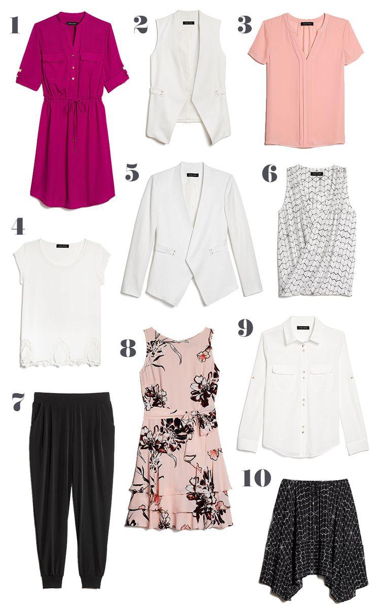 1000+ Ideas About 10 Piece Wardrobe On Pinterest