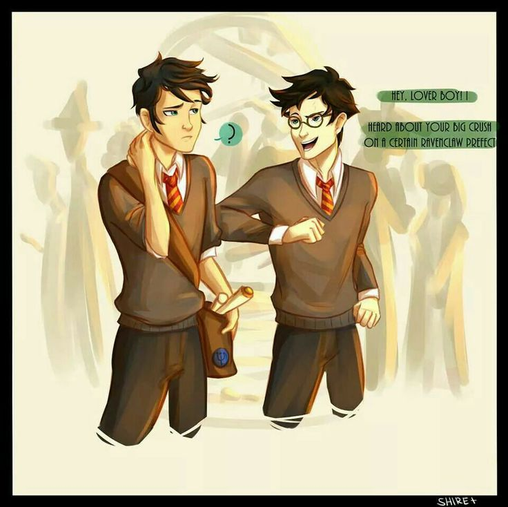 CROSSOVER Percy Jackson and Harry Potter