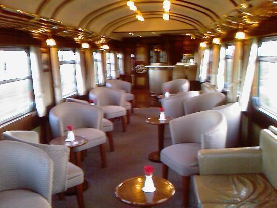 Take the Andean Explorer train in Peru