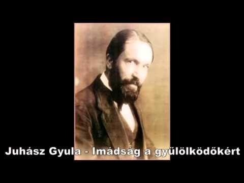 Juhász Gyula - Imádság a gyűlölködőkért (Dankó Hajnalka)