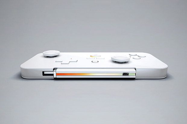 Put your phone down. Plug in & play games on any TV anywhere you go with the portable Game Stick console. This little USB device lets you bring your games to the big screen with a wireless bluetooth controller and a rapidly expanding library of games