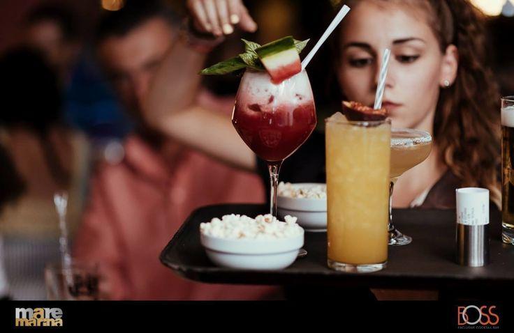 Κάθε Πέμπτη που αλλού? Boss Exclusive Bar Mαρίνα φλοίβου Κτίριο 6 Παλαιό Φάληρο info@maremarina.gr www.maremarina.gr #MarinaFloisvou #Taste #food#Taste#Mood#bonappetit# #Cafe | #Cocktails | #Pamebossexclusivecooctailbar