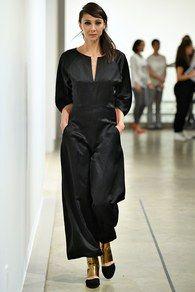 Zero + Maria Cornejo Fall 2018 Ready-to-Wear Collection - Vogue