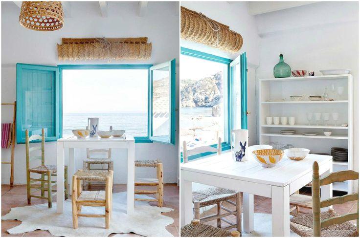 Дизайн интерьера в средиземноморском стиле #interior #мебель #дизайн #интерьер #дом #уют #декор