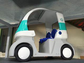 Voiture du Futur: COP21 : la mobilité électrique à l'assaut du Grand Palais