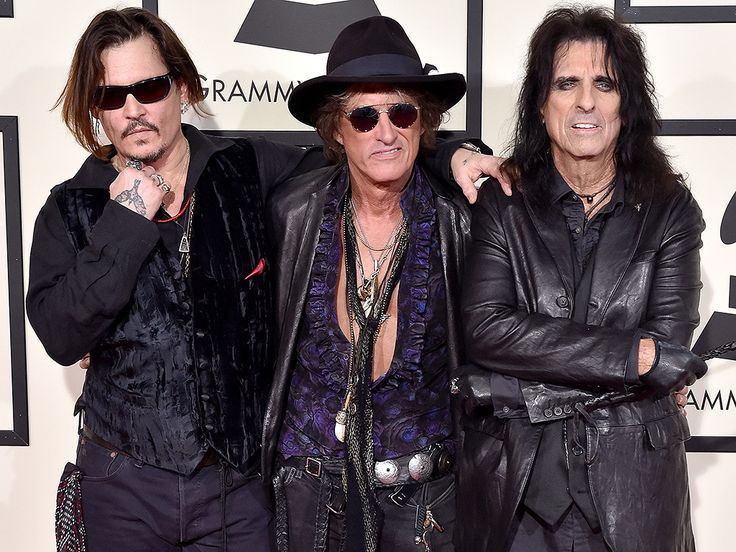 Johnny Depp and His Hollywood Vampires Band Visit Dracula's Castle with Tim Burton http://www.people.com/article/johnny-depp-hollywood-vampires-dracula