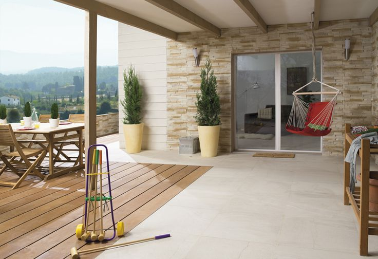 25 best terrasse images on pinterest decks balconies and flooring. Black Bedroom Furniture Sets. Home Design Ideas
