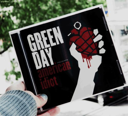 green day, my chemical romance and fall out boy
