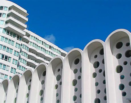 Fontainebleau Hotel, Miami Beach, FL