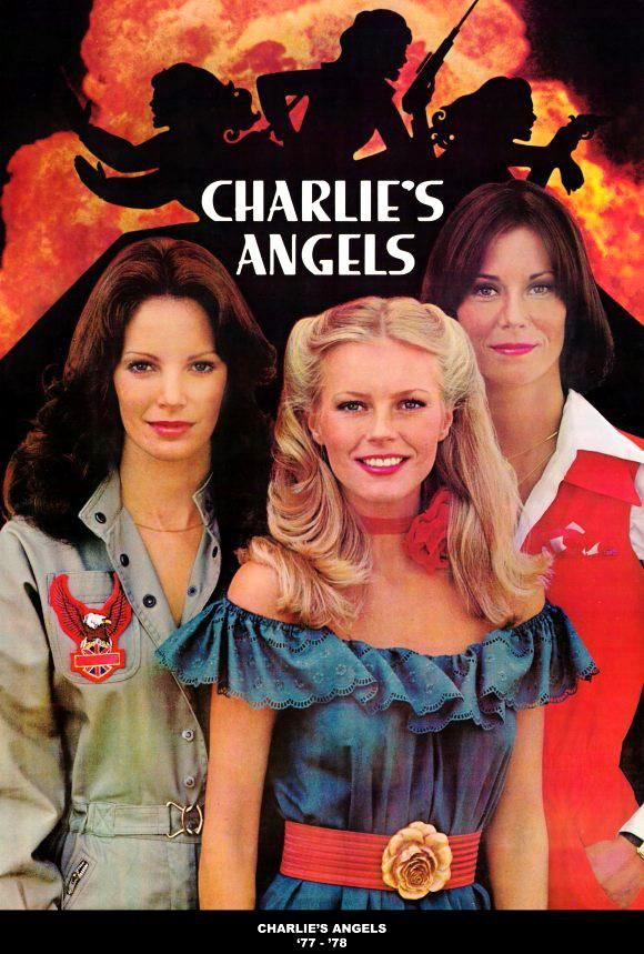 charlies angels... My favorite as a kid!!!