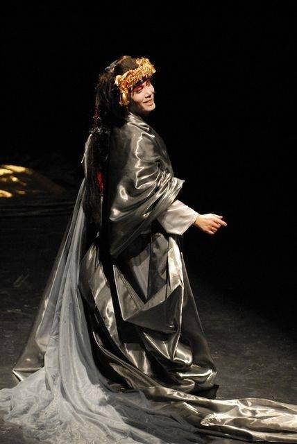 "Hiro in Newyork ""Medea"" 神ひろしの『王女メディア』ニューヨーク公演"