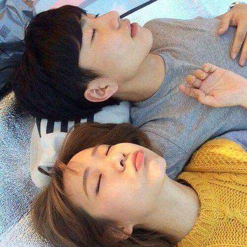 korea, couple, ulzzang, korean