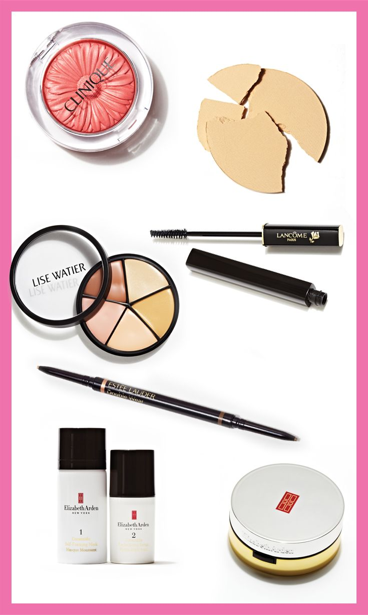 Using neutral shades will help highlight your complexion for fresh summer makeup.