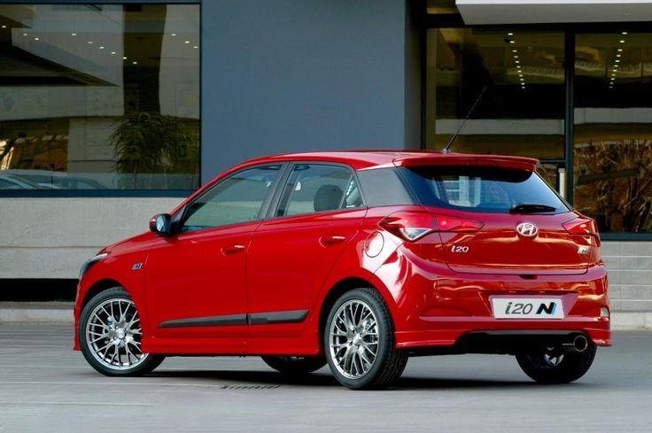 Hyundai i20 N Sport se lanseaza la Frankfurt Motor Show 2015