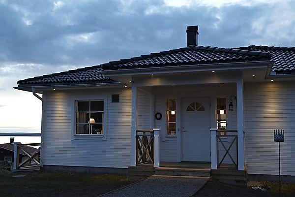 Bildresultat för fasadbelysning spotlight
