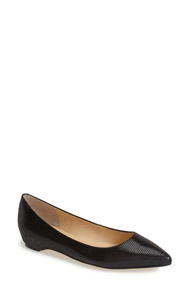 Ivanka Trump 'Chic' Flat available at #Nordstrom