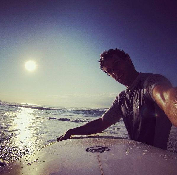 Surf's up in Durban!