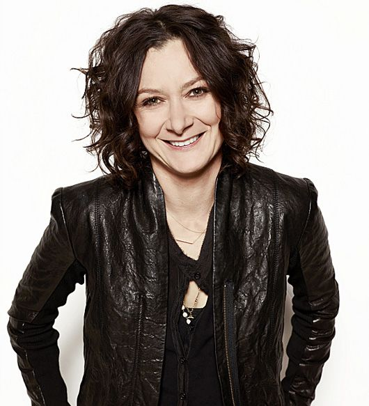 Sara Gilbert is an 'Imperfect Environmentalist' #celebs