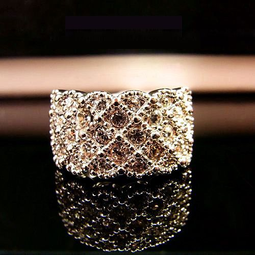 Strass Ring - LE VOGUE