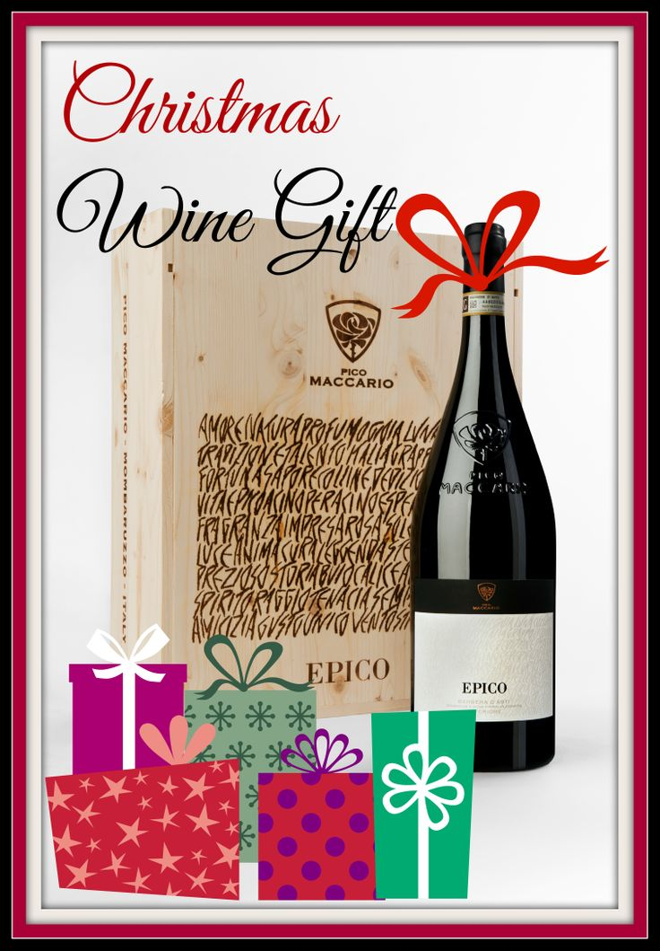 #wine #christmasgift #barbera #astisuperiore #picomaccario #winelovers