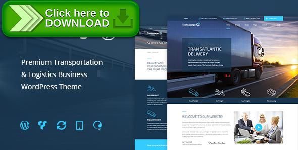 [ThemeForest]Free nulled download Transcargo - Transport WordPress Theme for Transportation, Logistics and Shipping Companies from http://zippyfile.download/f.php?id=33551 Tags: cargo, courier wordpress theme, delivery company, delivery service, logistics company, moving company wordpress theme, relocation services, shipment, shipping company, transport company, transport wordpress theme, transportation, trucking company wordpress template, trucking wordpress theme, warehouse