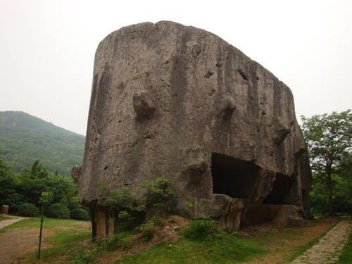 Yangshan Quarry.. Nanjing, China