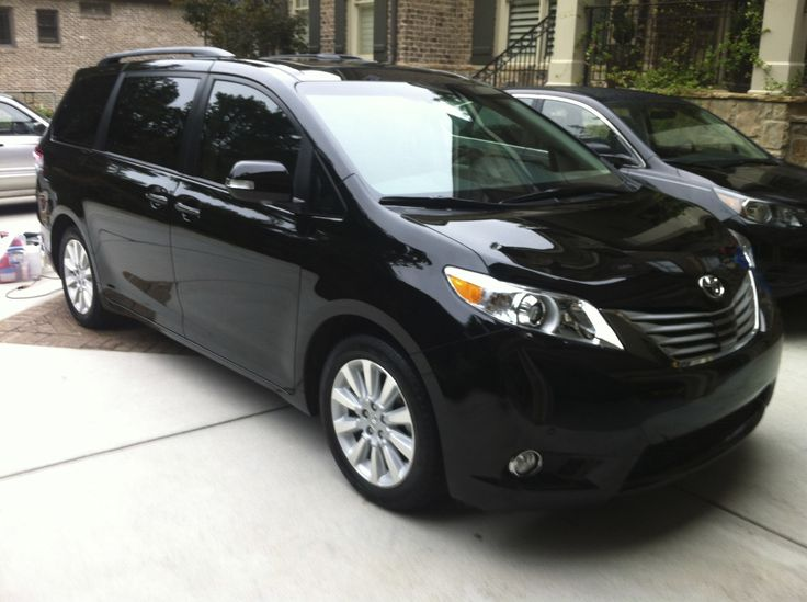 toyota sienna packages