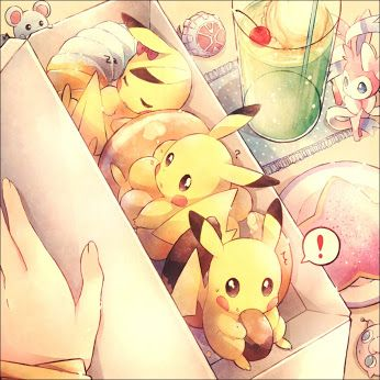 SO KAWAII!! #picachu #pokemon
