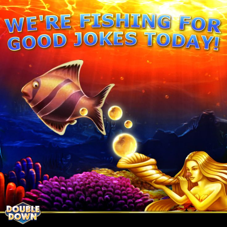 (EXPIRED) We were fishing for April Fool's Day jokes... but no one took the bait! ;) Collect 250,000 FREE chips when you tap the Pinned Link (or use code PQJJNM)