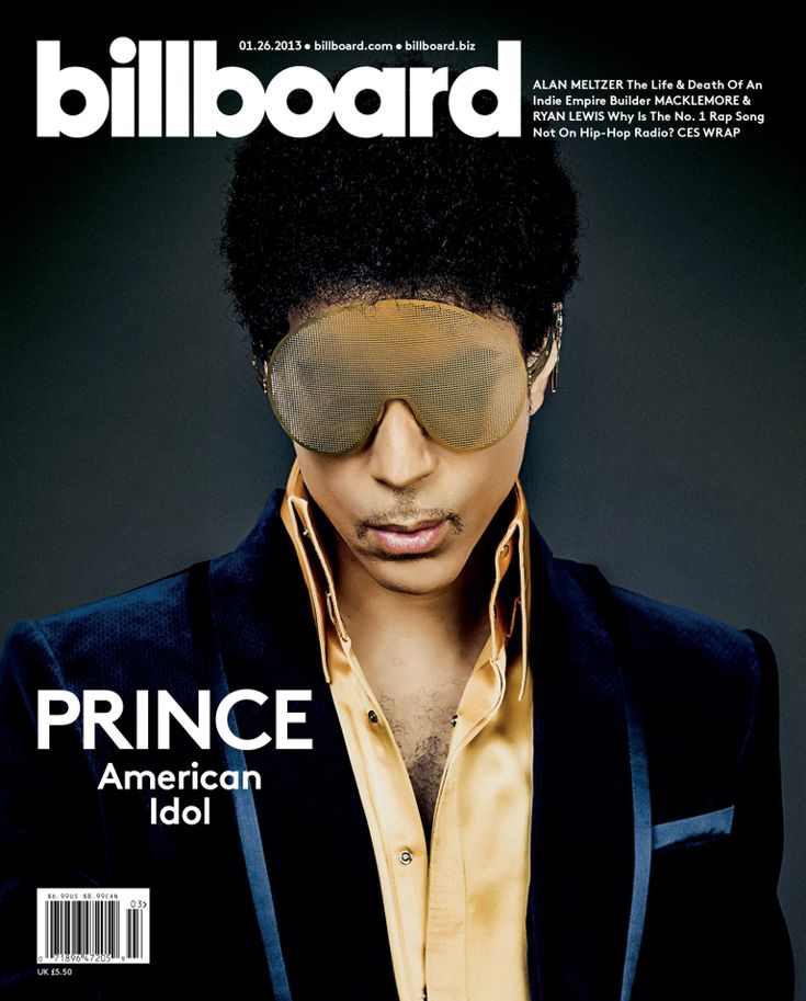 "Nothing Compares To Prince: Singer Covers Billboard Magazine With His Bountiful Fro And ""The Fly"" Sunglasses http://madamenoire.com/257755/nothing-compares-to-prince-singer-covers-billboard-magazine-with-his-bountiful-fro-and-the-fly-sunglasses/"