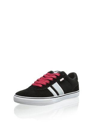 DVS Men's Milan 2 CT Skate Shoe, Black Suede FA 13, 14 D US